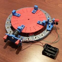 Permanent Magnet Motor Kit (Adams/ Bedini/Magnetic Reed)