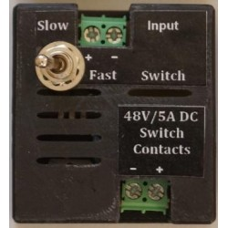 Remote switch for the Tesla Wireless Power system